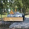 Tschernobyl, Aufräumgerät