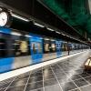 Stockholm, Tunnelbana,Huvudsta