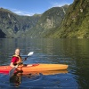 New Zealand, Doubtful Sound, Fjord