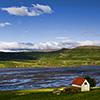 Island, Landschaft Westfjorde
