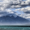 New Zealand, Southern Alps, Lake Ohau