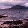 Isle of Skye Sonnenuntergang