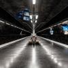 Stockholm, Tunnelbana,Vreten