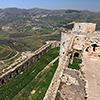 syrien, krak des chevaliers