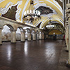 Moscow Metro, Komsomolskaya