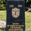 Soviet memorial in Manschnow