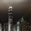 Hongkong Lichtshow