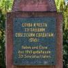 Sowjetisches Ehrenmal in Letschin
