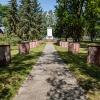 Soviet memorial in Reitwein