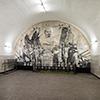 Moscow Metro, Novokuznetskaya