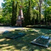 Soviet memorial in Glasow