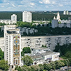 Minsk from above