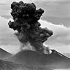 Tavurvur Vulkan, Papua-Neuguinea