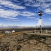 Neuseeland, Südliche Alpen, Mount John Sternwarte
