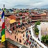 Boudhanath Stupa, Kathmandu