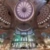 Istanbul, Sultan Ahmed Mosque (Blue Mosque)