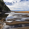 New Zealand, Abel Tasman national park, Totaranui Beach