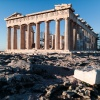 Athen, Akropolis und Römische Ruinen