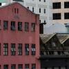 Auckland, Fassaden