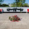 Soviet memorial in Berlin Alt-Hohenschönhausen