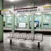 Berlin, U5, Alexanderplatz