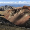 Neuseeland, Tongariro Alpine Crossing, Red Crater