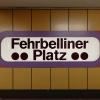Berlin, U7, Fehrbelliner Platz