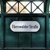 Berlin, U2, Eberswalder Straße