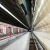 Prague metro line A, Jirího z Podebrad