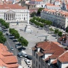 Lissabon, Baixa-Chiado