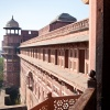 India, Agra Fort
