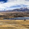xflo:w Fotokalender 2014, Neuseeland Berge Vulkane
