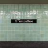Berlin, U7, Grenzallee