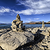 New Zealand, Southern Alps, Lake Tekapo