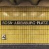 Berlin, U2, Rosa-Luxemburg-Platz