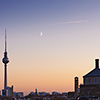 Berlin, TV tower, Alexanderplatz