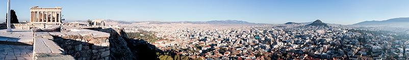 Akropolis Panorama