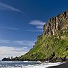 Island, Vik, Landschaft im Süden