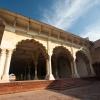Indien, Agra Fort