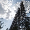 Giant antenna Duga 3, Woodpecker