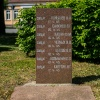 Soviet memorial in Letschin