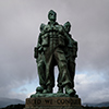 Commando Memorial bei Spean Bridge