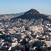 Athen, Lykabettus