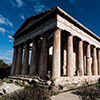 Temple of Hephaestus Temple