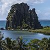 Neukaledonien, Linderalique Felsen, Hienghène