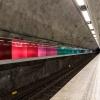 Stockholm, Tunnelbana,Bagarmossen