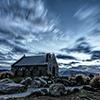 Neuseeland, Südliche Alpen, Lake Tekapo, Kirche