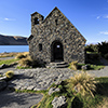 New Zealand, Southern Alps, Lake Tekapo, Church
