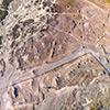 Tengger caldera aerial image