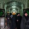 Syria, Damascus Sayyidah Ruqayya mosque